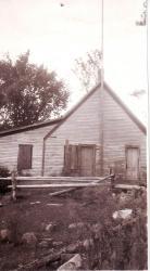 Parsons or Elder Neighborhood School, New Portland, ca. 1930