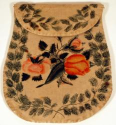 Abigail Babson theorem purse, ca. 1820
