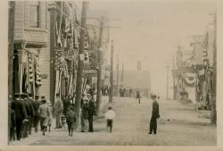 Centennial Celebration, Lubec, 1911