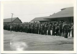 New CCC arrivals, Bridgton, 1935