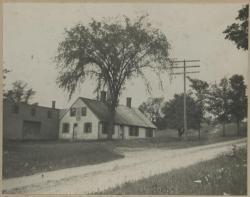 Supply Belcher Homestead, Farmington, circa 1905
