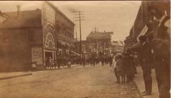 Dreamland Theater, Front Street, Bath, ca. 1910