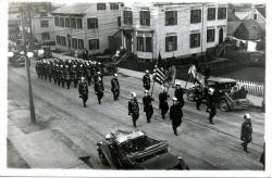 Masonic Parade, Bath, ca. 1925