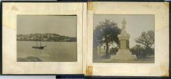 SEE NOTES Soldier's Monument Dedication Souvenir Program (inside), Lubec, 1904