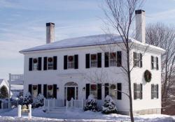 Captain Edward Robinson House, East Main Street, Thomaston, Maine 2008