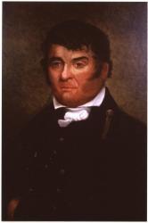 Dr. Cyrus Hamlin Portrait, ca. 1810
