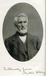 Austin Willey, Portland, ca. 1885