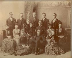 Class of 1890, Westbrook Seminary