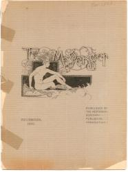 The Messenger, November 1893, Westbrook Seminary