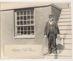Captain John W. Kane, Blue Hill, ca. 1900