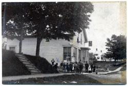Straw and Martin Insurance and C.A. Smith Photography, ca. 1880