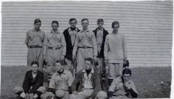 Guilford Baseball Team, ca. 1920
