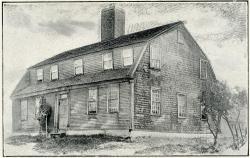 Burnham Tavern, Machias, ca. 1900