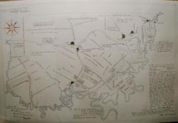 Moses Banks Map