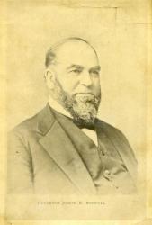 Gov. Joseph R. Bodwell, Hallowell, ca. 1887