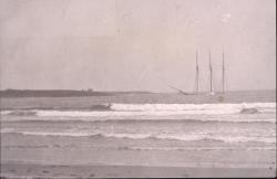 Howard W. Middleton shipwreck, Scarborough, August 10, 1897
