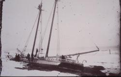 Fannie and Edith Shipwreck, Scarborough, December 4, 1900