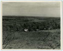 Powder House Hill, Hallowell, 1938