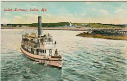 Ferry, Lubec Narrows, ca. 1912