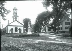 Stinchfield Monument, Lincoln, ca. 1887