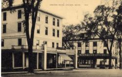 Lincoln House Hotel, Lincoln, 1941