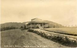 Kneisel Hall, Blue Hill,
