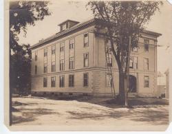 Masonic Hall, Lincoln, 1904