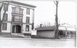 Masonic Hall, Lincoln, 1945