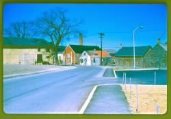 Washington and Water Streets, Lubec, ca. 1963