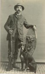Benjamin Chesley, Lincoln, ca. 1850