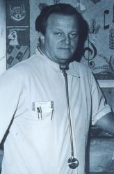 Dr. Philip Haigis, Scarborough, ca. 1960