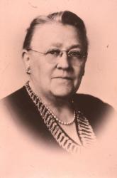 Addie Kaler-Vaill, Scarborough, ca. 1945