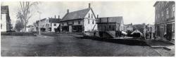 Bank Square, Guilford, ca. 1880