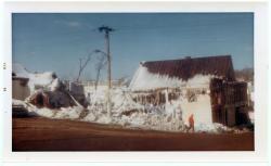 Koritsky Block Fire, Guilford, Feb. 3, 1969