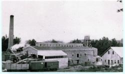 Guilford Lumber Company Mill, ca. 1900