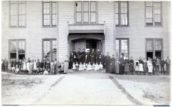 Guilford Public School, June 20, 1887