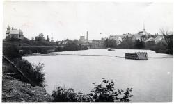 Boom Chain, Guilford, 1908