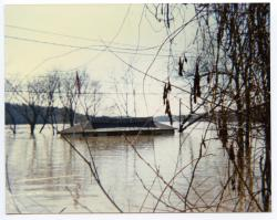 Hallowell Flood 1987