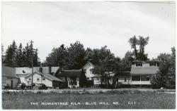Rowantrees Pottery, Blue Hill, ca. 1950