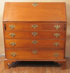 Drop Front Desk, Blue Hill ca. 1800