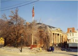 Hallowell Post Office