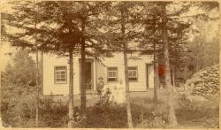 Samuel Carter Homestead, Blue Hill, 1891