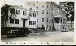 Bond House, Hallowell, ca. 1934