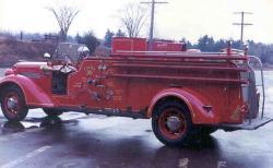 McCann Fire Truck