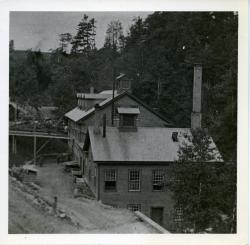 Wire Mill on Vaughan Brook.