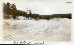 Cascade Pond - Vaughan Homestead