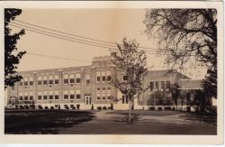 Mattanawcook Academy, Lincoln, ca. 1950