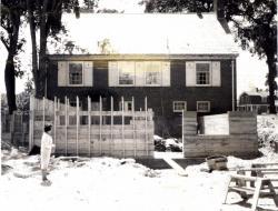 Addition to Lincoln Memorial Library, Lincoln, ca. 1962