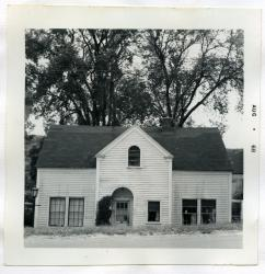 Peter Clark, Jr. House, Gows Lane, Hallowell, 1968