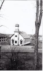St. Mary's Catholic Church, Lincoln, ca. 1920